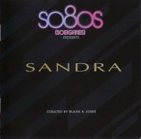 SO80S PRESENTS SANDRA 1984-1989 - CURATED BY BLANK & JONES