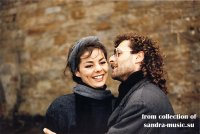 Sandra and Michael on 09.10.1988 in Saint- Malo
