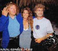 Frank Farian, Sandra and Michael