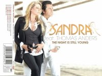 THE NIGHT IS STILL YOUNG SANDRA FEAT. THOMAS ANDERS