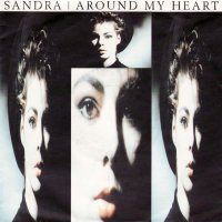 AROUND MY HEART [7'']